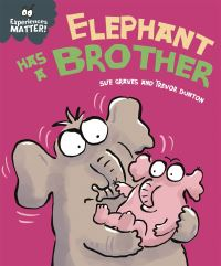 Jacket Image For: Elephant has a brother