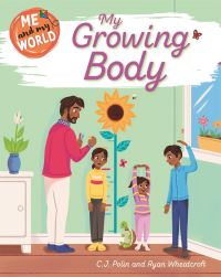 Jacket Image For: My growing body