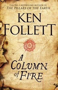 Jacket image for A column of fire
