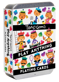 Jacket Image For: Taro Gomi's Play Anything Playing Cards