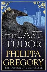 Jacket image for The last Tudor