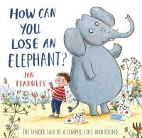 Jacket Image For: How can you lose an elephant?