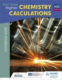 Jacket Image For: Test your higher chemistry calculations