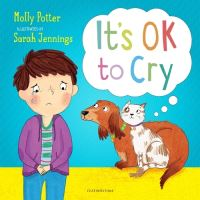 Jacket image for It's OK to cry