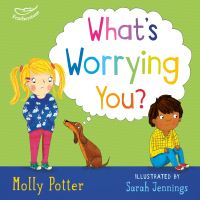 Jacket image for What's worrying you?
