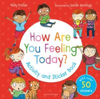 Jacket Image For: How Are You Feeling Today? Activity and Sticker Book