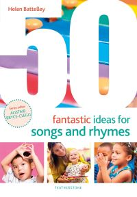 Jacket Image For: 50 fantastic ideas for songs and rhymes