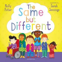 Jacket Image For: The same but different