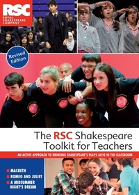 Jacket Image For: The RSC Shakespeare toolkit for teachers
