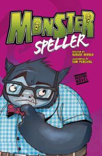 Jacket Image For: Monster speller