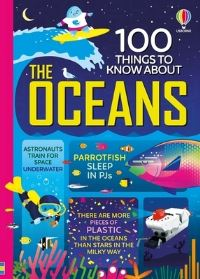 Jacket Image For: 100 things to know about the oceans