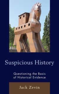 Jacket Image For: Suspicious history