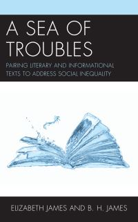 Jacket Image For: A sea of troubles