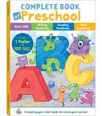 Jacket Image For: Complete Book of Preschool