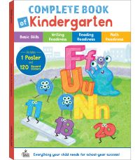 Jacket Image For: Complete Book of Kindergarten