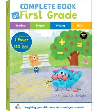 Jacket Image For: Complete Book of First Grade