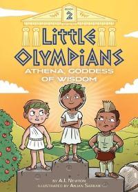 Jacket Image For: Athena, goddess of wisdom