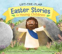 Jacket Image For: Lift-the-flap Easter stories for young children