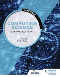 Jacket Image For: National 5 computing science