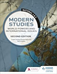 Jacket Image For: World powers and international issues