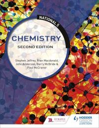 Jacket Image For: National 5 chemistry