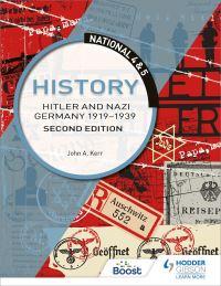 Jacket Image For: Hitler and Nazi Germany 1919-1939