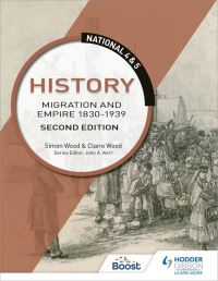 Jacket Image For: Migration and empire 1830-1939