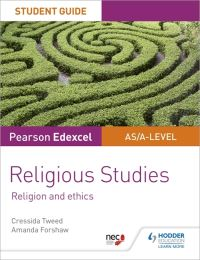 Jacket Image For: Pearson Edexcel AS/A level religious studies. Religion and ethics