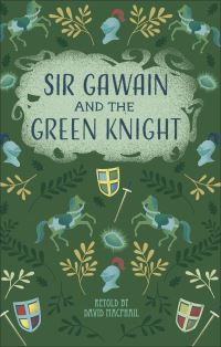 Jacket Image For: Sir Gawain and the Green Knight