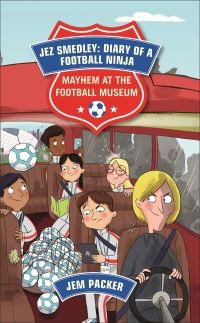 Jacket Image For: Mayhem at the football museum
