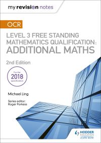 Jacket Image For: OCR level 3 free standing mathematics qualification