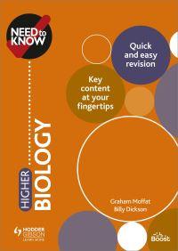 Jacket Image For: Higher biology