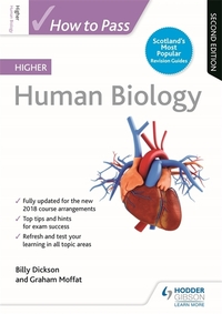 Jacket Image For: How to pass Higher human biology