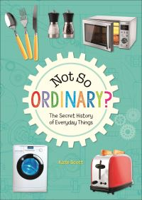 Jacket Image For: Not so ordinary?