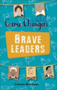 Jacket Image For: Brave leaders