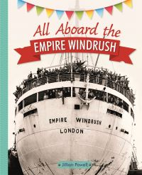 Jacket Image For: All aboard the Empire Windrush. Level 4