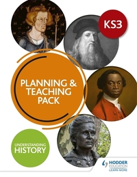 Jacket Image For: Understanding history. Planning & teaching pack