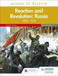 Jacket Image For: Reaction and revolution