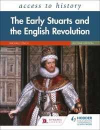 Jacket Image For: The early Stuarts and the English Revolution, 1603-60