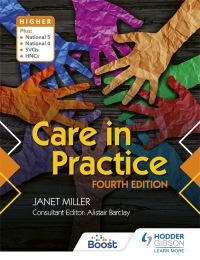 Jacket Image For: Care in practice