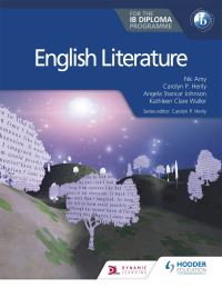 Jacket Image For: English literature for the IB diploma