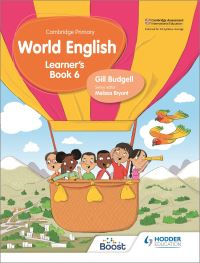 Jacket Image For: Hodder Cambridge Primary English as a Second Language: Learner's Book Stage 6