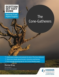 Jacket Image For: The cone-gatherers for National 5 and Higher English