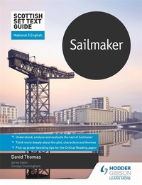 Jacket Image For: Sailmaker for National 5 English