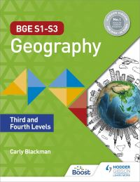 Jacket Image For: BGE S1-S3 geography. Third and fourth levels