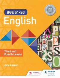 Jacket Image For: BGE S1-S3 English