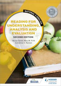 Jacket Image For: Reading for understanding, analysis and evaluation