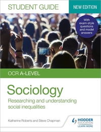 Jacket Image For: OCR A-level sociology. Student guide 2 Researching and understanding social inequalities