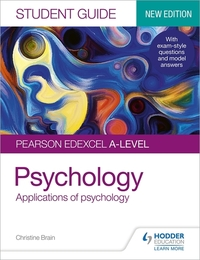 Jacket Image For: Psychology Student guide