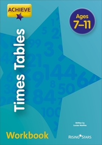 Jacket Image For: Achieve Times Tables: 10 Copy Pack